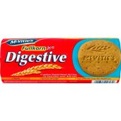 Digestive Fullkorn 400g Mc Vities