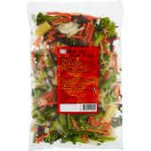 Wok mix East Asia Fryst 500g Nice'n Easy