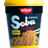 Soba Cup Classic Kyckling 90g Nissin