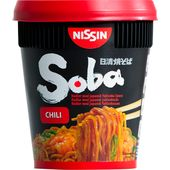 Soba Cup Chili 92g Nissin