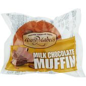 Muffin Milk Chokolate Fryst 102g AuntMabel