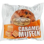 Muffin Caramel Fryst 102g AuntMabel