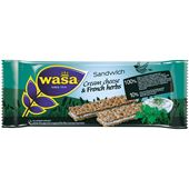 Sandwich Cream Cheese&French Herbs 30g Wasa