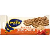 Sandwich Cheese/Papr 37g Wasa