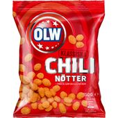 Chilinötter 150g Olw