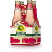 Somersby Red Rhubarb 2,25% 4x33cl