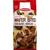 Wafers Bites Chocolate  125g Semper