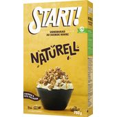 Flingor Naturell 750g Start
