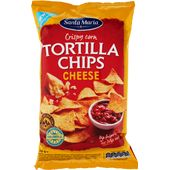 Tortilla Chips Cheese 185g Santa Maria