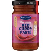 Red Curry Paste 110g Santa Maria