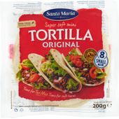 Tortilla Mini 200g Santa Maria