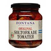 soltorkade tomater innehåll