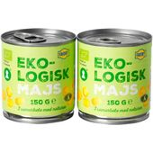 Majs EKO 2x150g Favorit