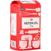Vetemjöl 2kg Favorit