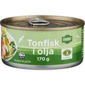 Tonfisk Olja 170g Favorit
