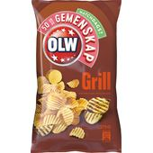 Chips Grill 275g Olw
