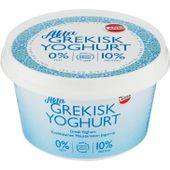 grekisk yoghurt laktosfri