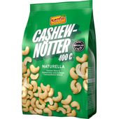 Cashewnötter Nature 400g Exotic Snacks