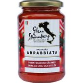 Pastasås Arrabbiata 350g Glenn Strömberg Collection