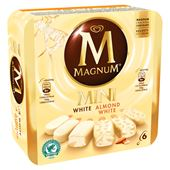 Magnum Mini White 6-p GB Glace
