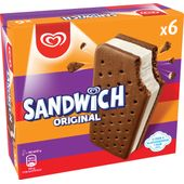 Sandwich Original 6-p GB Glace
