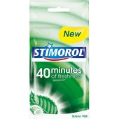 40 Minutes Spearmint 28g Stimorol