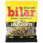 Ahlgrens Bilar Saltlakrits 130g
