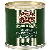 Anklevermousse med Cognac 95g Selectos de Castilla