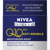 Anti Wrinkle Q10 Night 50ml Nivea Visage
