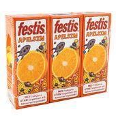 Festis Apelsin 3x20cl
