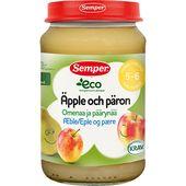 Äpple/Päronpuré 5M 190g Semper