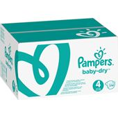 Baby Dry S4 9-14kg 174p Månadsbox Pampers