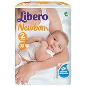 Baby Soft 3-6 Kg (2) 88st Libero