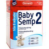 BabySemp 2 6mån 900g Semper