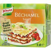 Bechamel Sauce 500ml Knorr