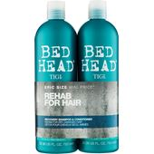 Bed Head Shampo/Balsam Recovery 2x750ml