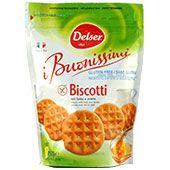 Biscotti Glutenfria 150g Delser