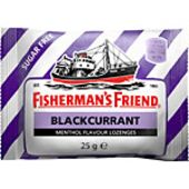 Fisherman's Friend Black Currant Sockerfri 25g