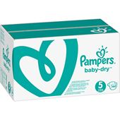 Baby Dry (5) 11-16kg 144-p Månadsbox Pampers