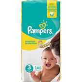 Blöjor New Baby (3) 5-9kg 50-p Pampers