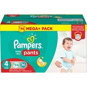 Blöjor Pants (4) 8-15kg 94-p Pampers