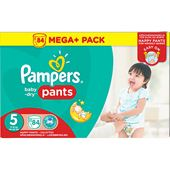 Blöjor Pants (5) 12-18kg 84-p Pampers
