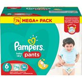 Blöjor Pants (6) 16+kg 76-p Pampers