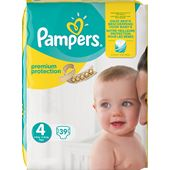 Blöjor Premium Protection (4) 8-16kg 39-p Pampers