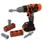Black & Decker Borrkit Smoby