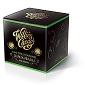 Box Of Pearls Chili/Lime 150g Willies Cacao
