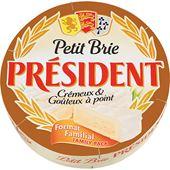 Brie President 500g President