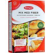 Brödmix Fiber Glutenfri 500g Semper