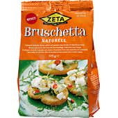 Bruschetta Naturel 175g Zeta