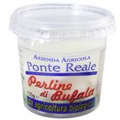 Buffelmozzarella Cocktail EKO 125g Ponte Reale